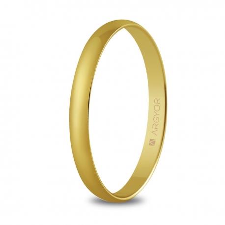 Alianza de boda oro 50253