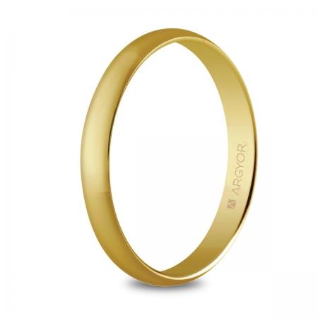 Alianza de boda oro 50305