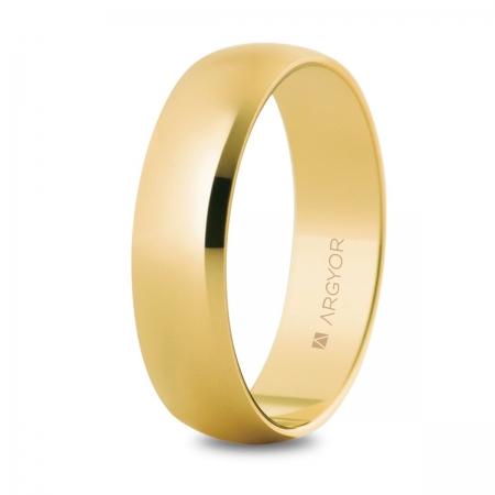 Alianza de boda oro 50505