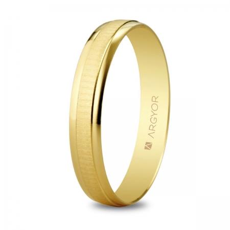 Alianza de boda 3,5mm. 5135495