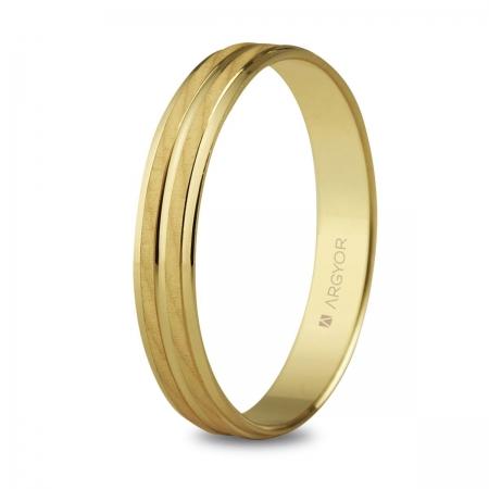 Alianza de boda 4mm 5140340