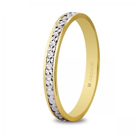 Alianza de boda 2oros 5225463