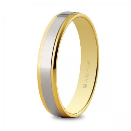 Alianza de boda 2oros 5235158