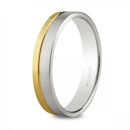 Alianza de boda 2oros 5240299