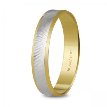 Alianza de boda 2oros 5240308