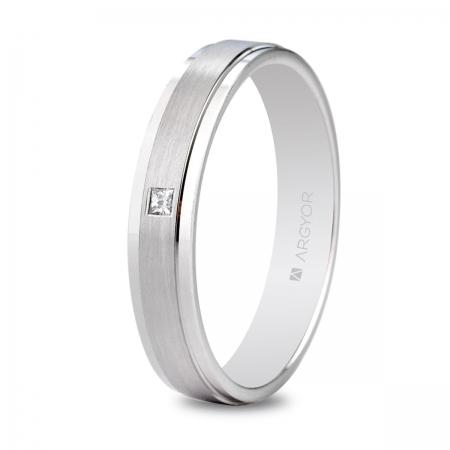 Alianza boda oro blanco 554B1397