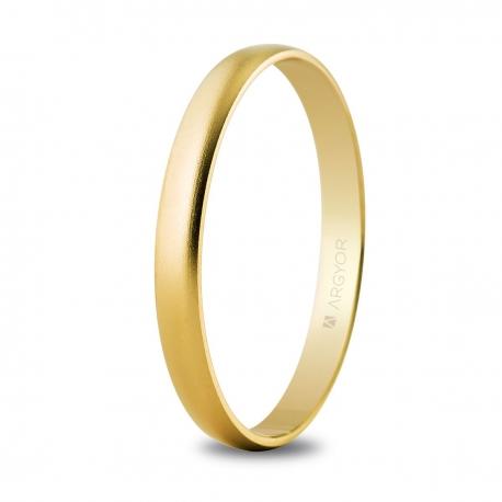 Alianza de boda oro 50253M