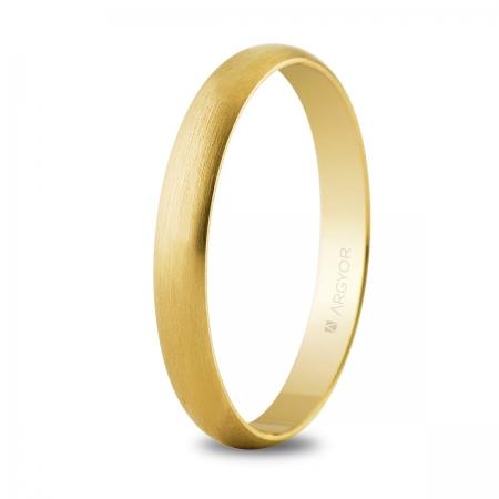 Alianza de boda oro 50305S