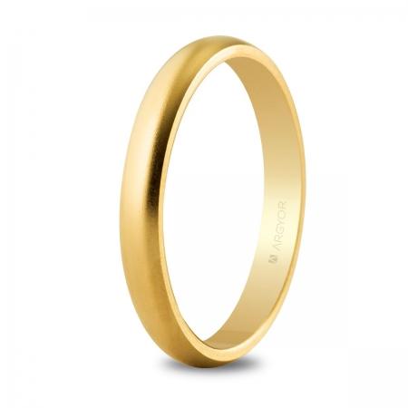 Alianza de boda oro 50306M