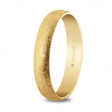 Alianza de boda oro 50405H