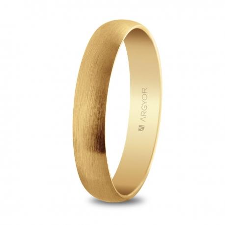 Alianza de boda oro 50405S