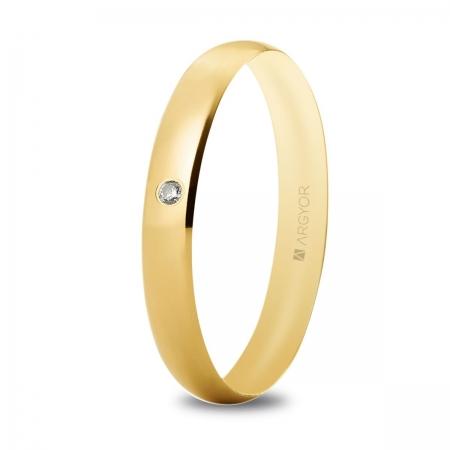 Alianza oro amarillo 5135513D