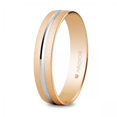 Alianza oro rosa 5C41474R