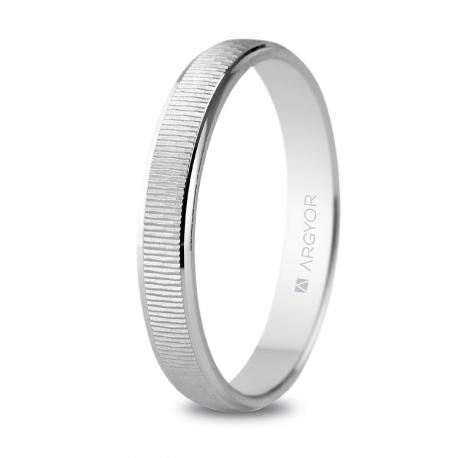 Alianza de plata 4mm (5730430)