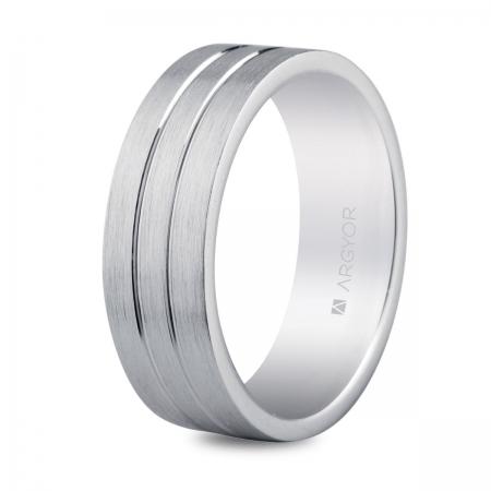 ALIANZA MOD. 5765052N. Alianza plata 6mm confort (5765052N)